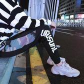 運動褲  運動褲子男韓版潮流嘻哈迷彩加厚哈倫休閒褲  伊蘿鞋包精品店