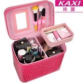 化妝包旅行大容量化妝品收納箱便攜化妝箱韓版出游收納盒 居享優品