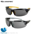 AROPEC 抗UV 太陽眼鏡 Turtledove 運動眼鏡 (黃/灰) SG-T257B1