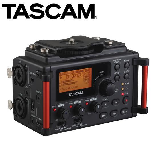 相機專家 TASCAM 達斯冠 DR-60DMKII 2代 單眼用錄音機 錄音機 DR-60DMK2 公司貨