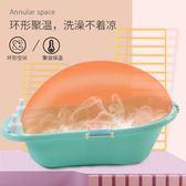嬰兒洗澡盆寶寶浴盆用品新生幼兒大號加厚可坐可躺兒童洗澡桶