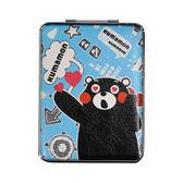 可愛隨身便攜卡通 化妝鏡熊本熊Hello Kitty Line 龍猫雙面折疊鏡子