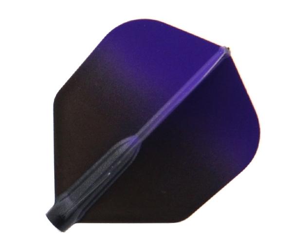【Fit Flight AIR x Esprit】Black Gradation Shape Purple 鏢翼 DARTS