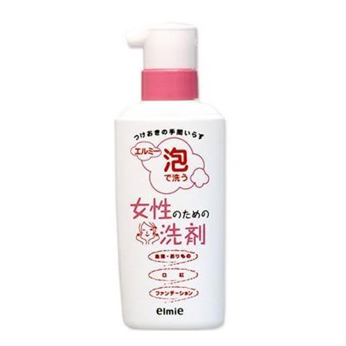 日本製 Elmie 女性 去血污專用泡沫式洗劑 生理期專用去漬劑 (200ml) 洗衣劑 ◎花町愛漂亮◎HE