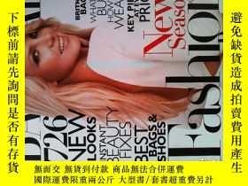 二手書博民逛書店HARPER S罕見BAZAAR 2011年6-7月時尚芭莎雜誌服裝美容期刊Y14610