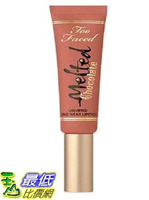 [105美國直購] Too Faced High-impact Melted Chocolate Liquified Long Wear Lipstick (Chocolate Milkshake)