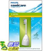 [美國直購] Philips 電動牙刷頭 HX7026新款(取代7006) Sonicare E Series 6-pack Heads#483198 _T13 $2472