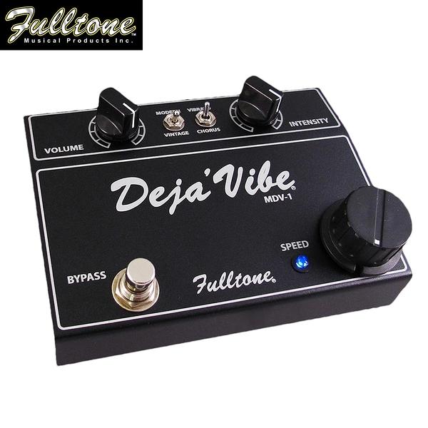 小叮噹的店- 全新 美國 Fulltone Mini-Deja vibe 經典 美國手工 單顆水聲效果器