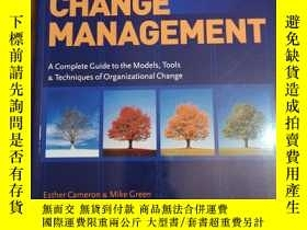 二手書博民逛書店Making罕見Sense of Change Manageme
