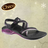 丹大戶外用品 美國【Chaco】女-冒險運動涼鞋 標準款 型號CH-VBW01 色號-H233 灰黑相間