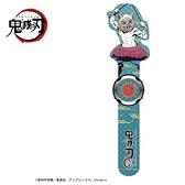 【SAS】日本限定 鬼滅之刃 嘴平伊之助 手壓捲式 兒童手錶 / 腕錶