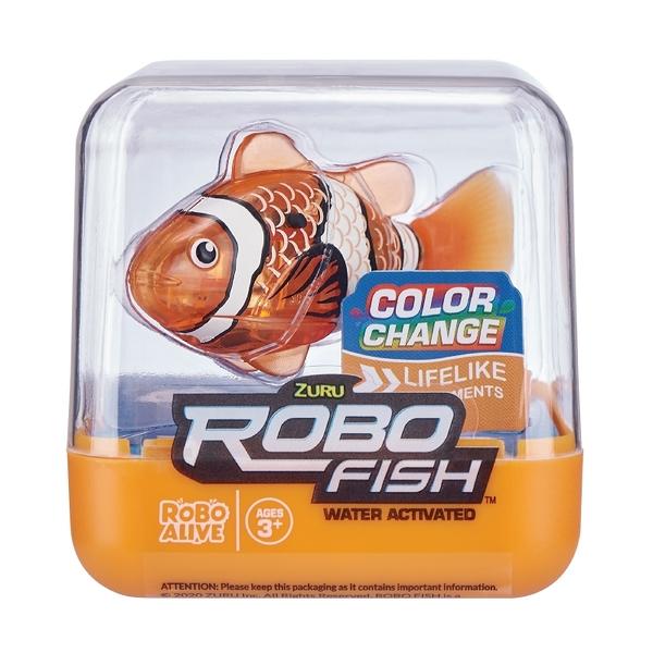 Robo Fish 隨行寵物魚 第一彈