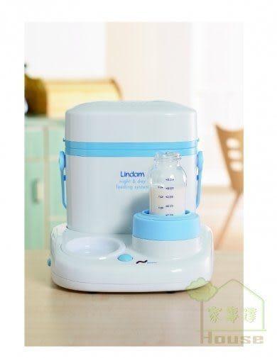 [ 家事達 ] HB 英國林登Lindam-冷藏保鮮與加熱溫奶兩用 溫奶器 -白色