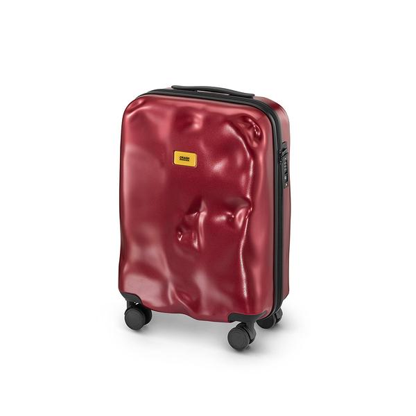 【75 折全新品清倉優惠】Crash Baggage 前衛辨識系列 霧面金屬色 衝擊 行李箱 / 登機箱 小尺寸 20 吋