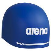 *日光部屋* arena (公司貨)/ARN-5400-RBLU 鋼盔式/競賽款/矽膠泳帽