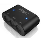 ☆唐尼樂器︵☆免運公司貨 IK iRig MIDI 2 iOS PC MAC 攜帶式 MIDI 轉接裝置