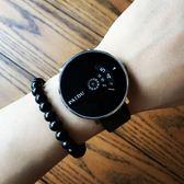 流行男錶-韓版休閒大氣ulzzang創意概念情侶時尚潮流運動男女學生簡約手錶