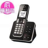 R1【福利品】Panasonic數位中文答錄無線電話KX-TGD320TW