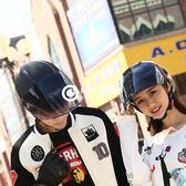 頭盔 半覆式男女夏季防紫外線機車安全帽夏天防曬半盔