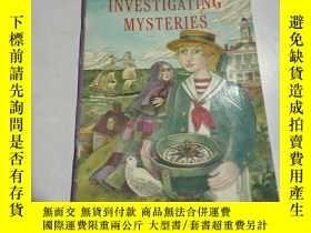 二手書博民逛書店INVESTIGATING罕見MYSTERIES:調查祕密(外文