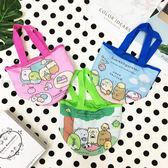 【KP】角落生物 手提袋 便當袋 SAN-X  餐袋 收納袋 正版授權 4713077264560