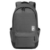 Adidas CLA BP KNIT [CF3407]  男女 後背包 書包 減壓背帶 運動 休閒 輕量 愛迪達 深灰