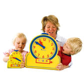 12小時教學鐘