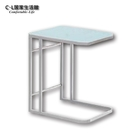 【C.L居家生活館】G276-6 蜜蘭諾茶几(噴砂)/圓桌/邊几