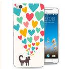 ♥ 俏魔女美人館 ♥HTC One X9 {好多愛心*立體浮雕硬殼} 手機殼 手機套 保護殼