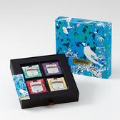 唐寧茶【Twinings】藝遊味境鉑金禮盒─蘇孟鴻 (4款茶包x5入)