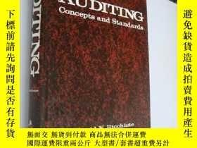 二手書博民逛書店Auditing:Concepts罕見and Standards