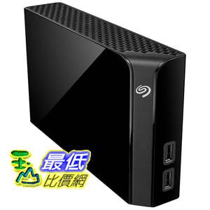 [107美國直購] Seagate Backup Plus Hub 6TB Desktop Hard Drive with Rescue Data Recovery Services