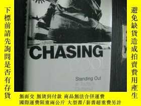 二手書博民逛書店英文原版罕見Chasing Cool: Standing Out