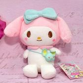 Melody 美樂蒂 玩偶 日本正版品