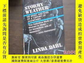 二手書博民逛書店Stormy罕見Weather: The Music and L