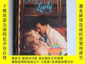 二手書博民逛書店Maverick s罕見ladyY85718 linda jen