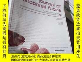 二手書博民逛書店Journal罕見of Functional Foods Vol
