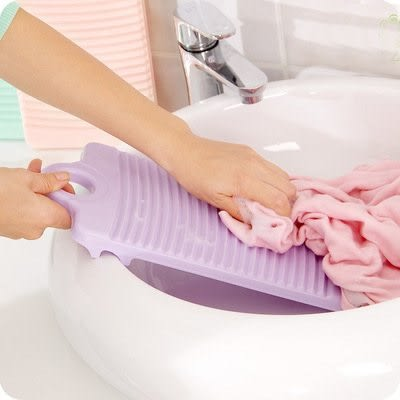 【全館5折】WaBao 衛浴掛式防滑洗衣板 =Z00080=