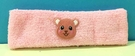 【震撼精品百貨】PostPet_MOMO熊~MOMO熊洗澡用髮帶~粉色#06158