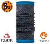 丹大戶外【BUFF】西班牙魔術頭巾 Polar 雙面秋冬款 BF113140-555-10 霓虹夜光
