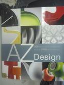 【書寶二手書T3/設計_XGN】AZ design_Bernd Polster