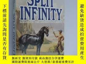 二手書博民逛書店Split罕見InfinityY146810 Piers Ant