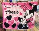 【震撼精品百貨】Micky Mouse_米奇/ 米妮 ~冷氣毛毯~米妮~愛心#70815