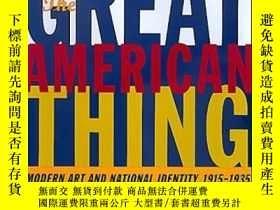 二手書博民逛書店The罕見Great American ThingY256260 Corn, Wanda M. Univ Of