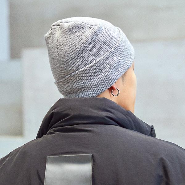 毛線帽男士冬季冷帽街頭潮牌韓版潮棉帽薄冬天ins帽子男冬針織帽
