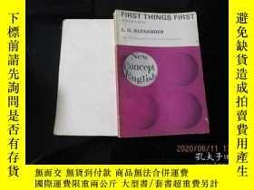 二手書博民逛書店NEW罕見CONCEPT ENGLISH Teachers Book 1-2 兩冊合售 13-6Y20079