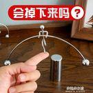 永動機擺件牛頓擺不倒翁舉重小鐵人物理平衡金屬家居裝飾品工藝品  朵拉朵衣櫥