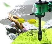 交換禮物-魚缸三合一潛水泵靜音過濾器增氧泵水族箱龜缸循環抽水機