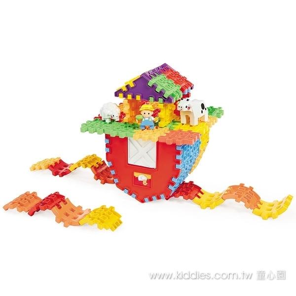 《 童心園 》Little Tikes 鬆餅積木 - 牧場 / JOYBUS玩具百貨