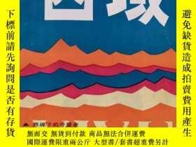 二手書博民逛書店罕見新疆刊物:《西域》創刊號(1986N16K)Y27499